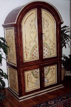 Isabellino Armoire