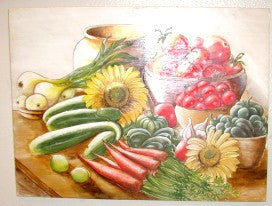 Vegetables 1 Wall Art