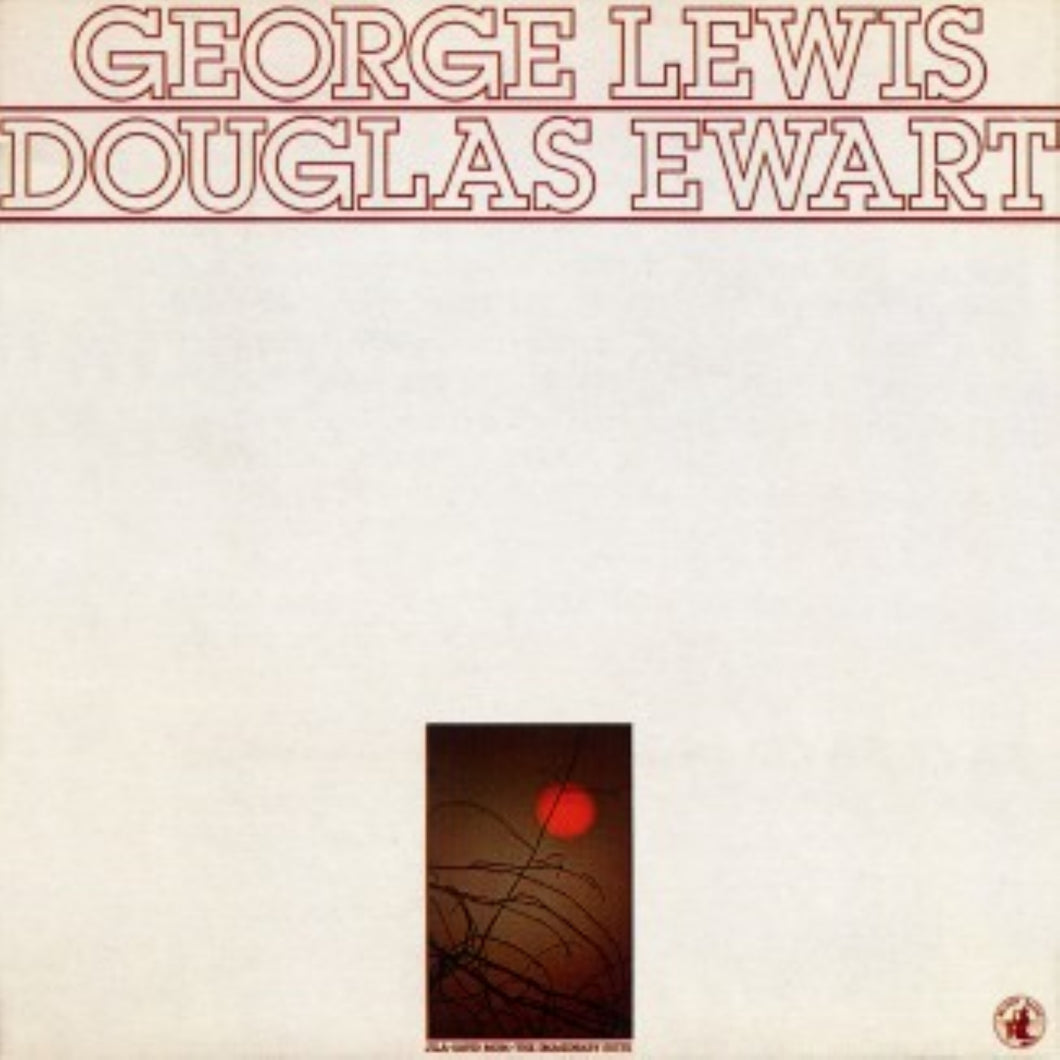 George Lewis & Douglas Ewart-The Imaginary Suite