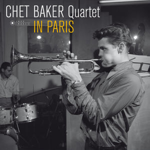 Chet  Baker Quartet -In Paris (LP)