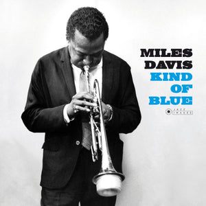 Miles Davis-Kind Of Blue (Deluxe Gatefold Edition)