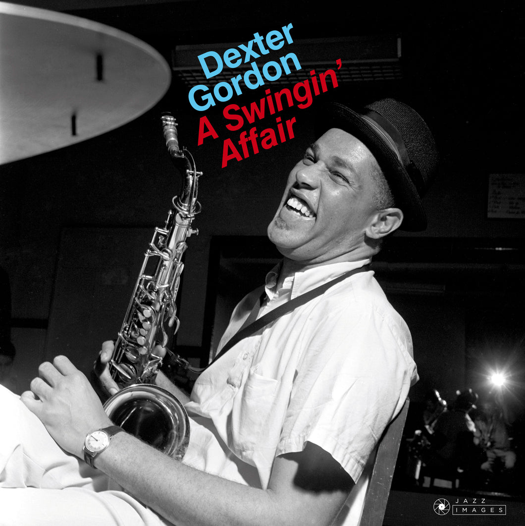 Dexter Gordon-A Swingin' Affair + 1 Bonus Track!