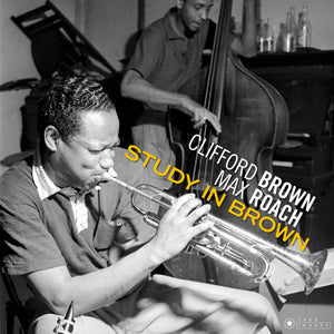 Clifford Brown & Max Roach-Study In Brown