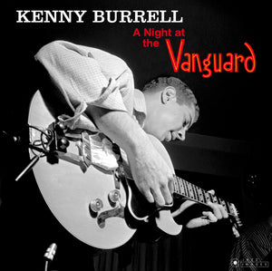 Kenny Burrell-A Night At The Vanguard