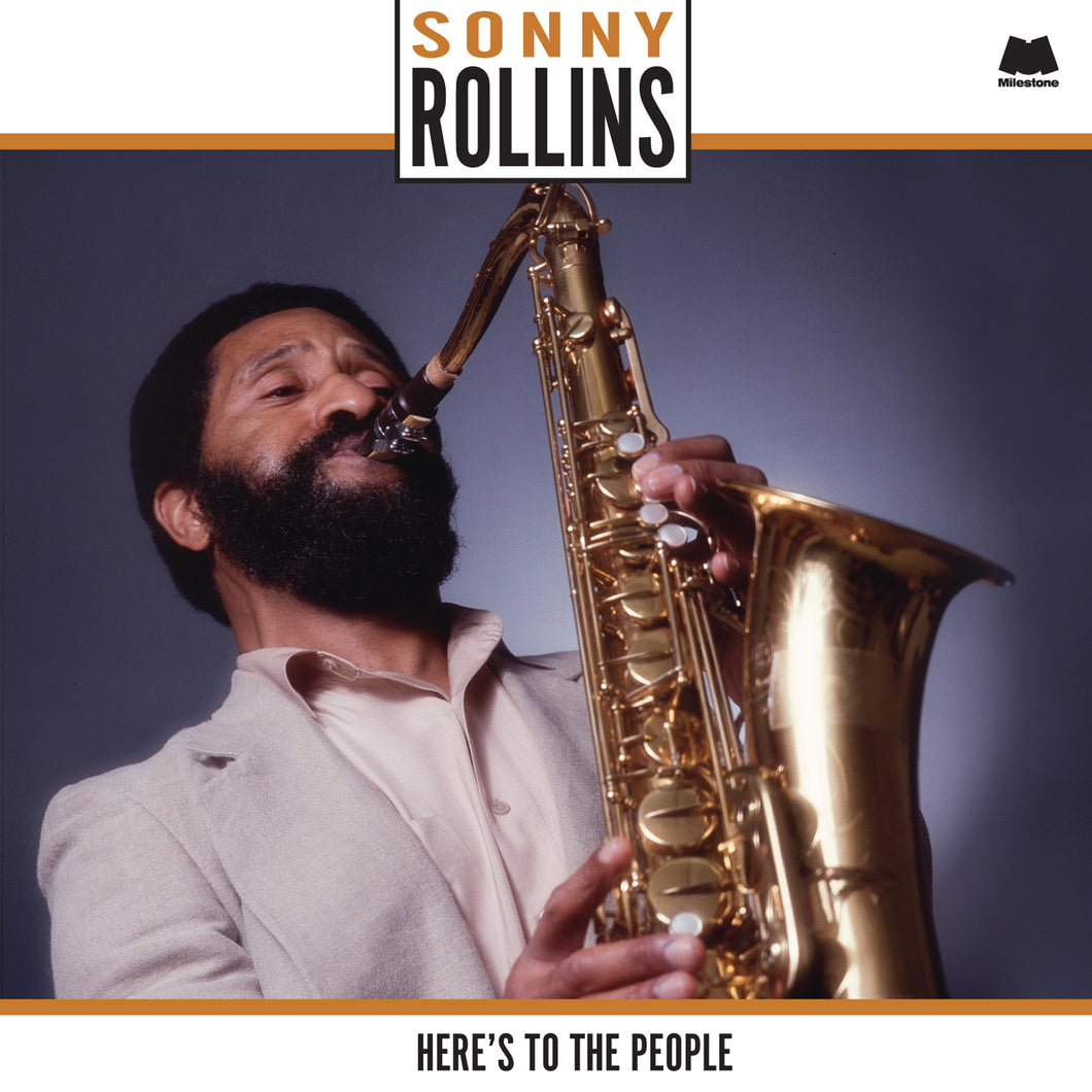 Sonny Rollins-Here'S To The People