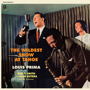 Louis Prima-The Wildest Show At Tahoe