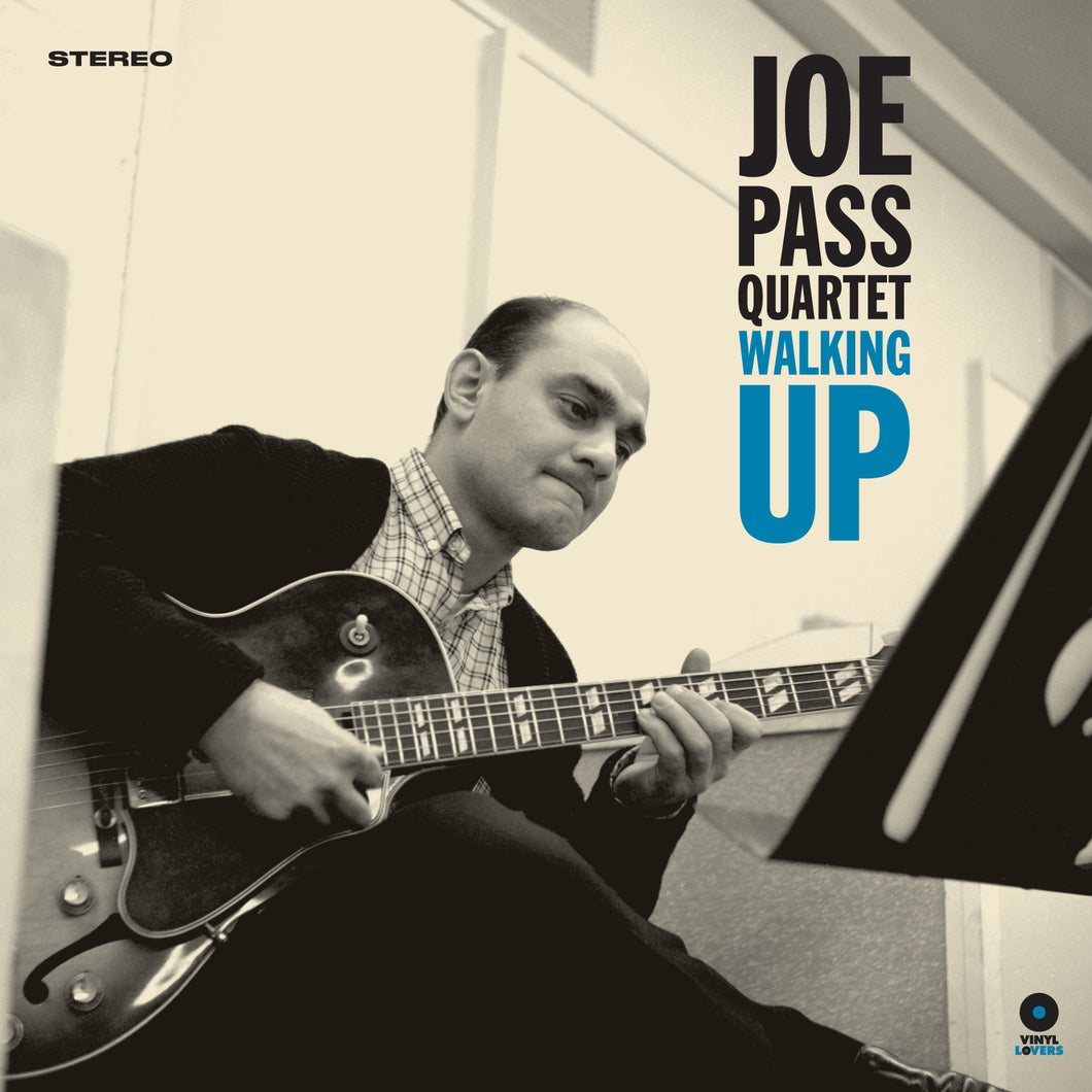 Joe Pass Quartet-Walking Up