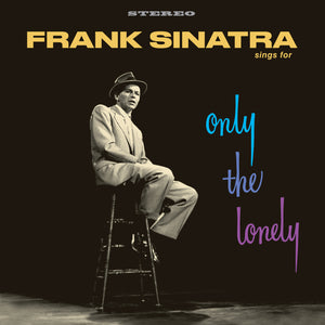 Frank Sinatra-Sings For Only The Lonely + 1 Bonus Track!
