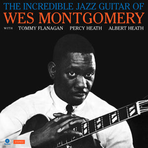Wes Montgomery-The Incredible Jazz Guitar
