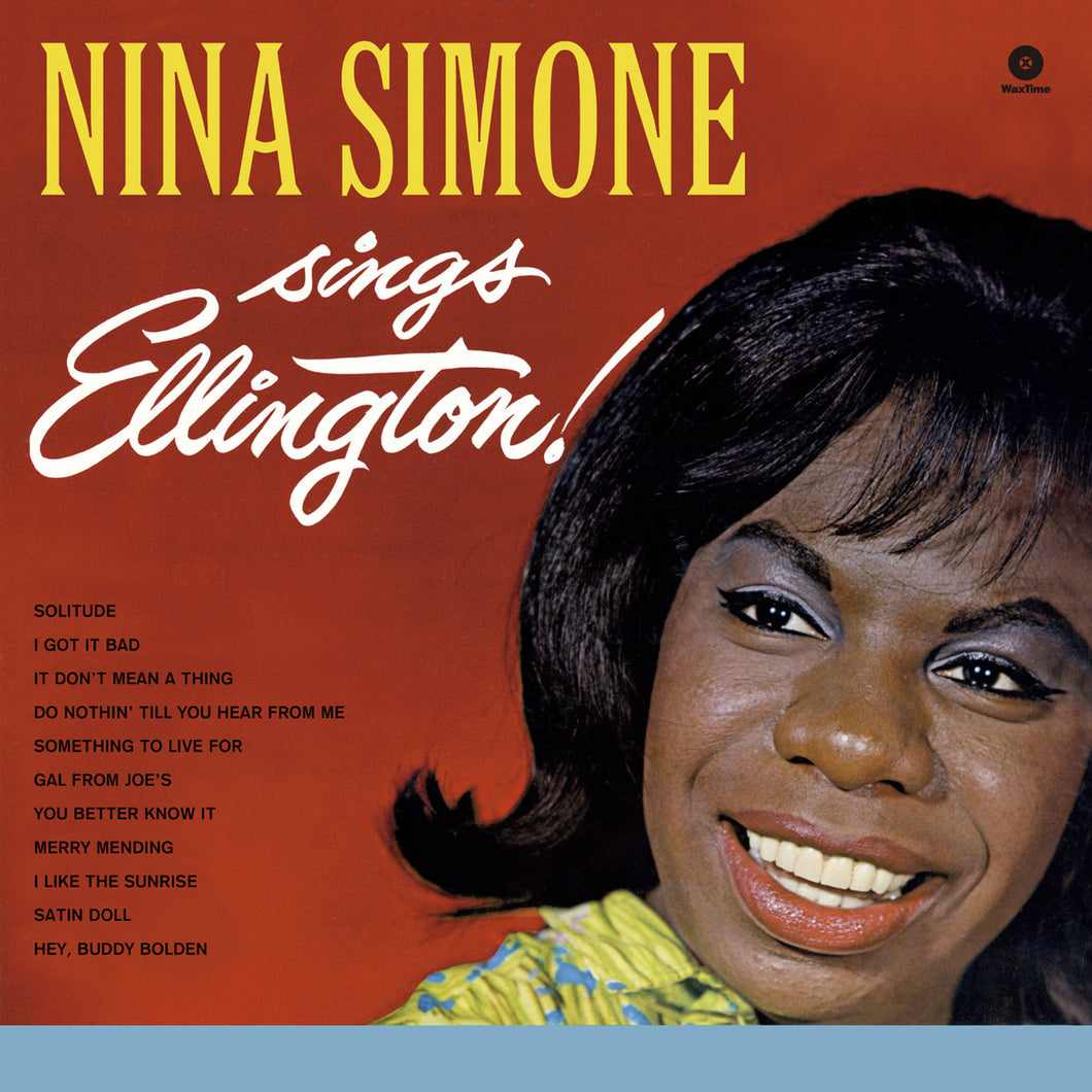 Nina Simone-Sings Ellington