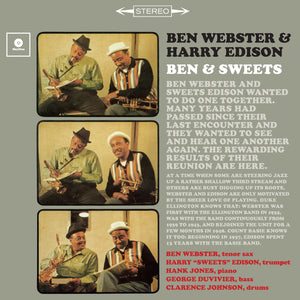 Ben Webster & Harry Edison-Ben & Sweet + 1 Bonus Track