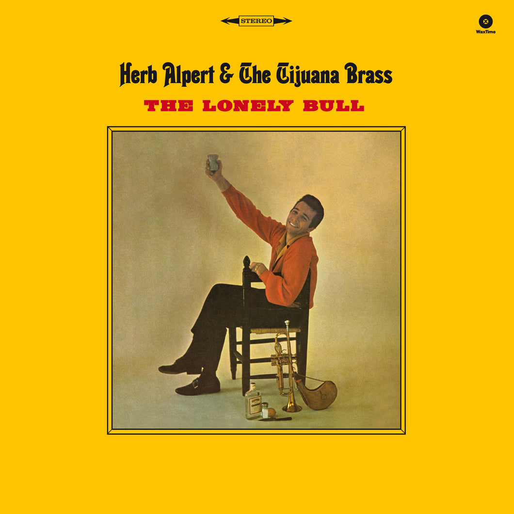 Herb & Tijuana Brass Alpert-The Lonely Bull + 1 Bonus Track