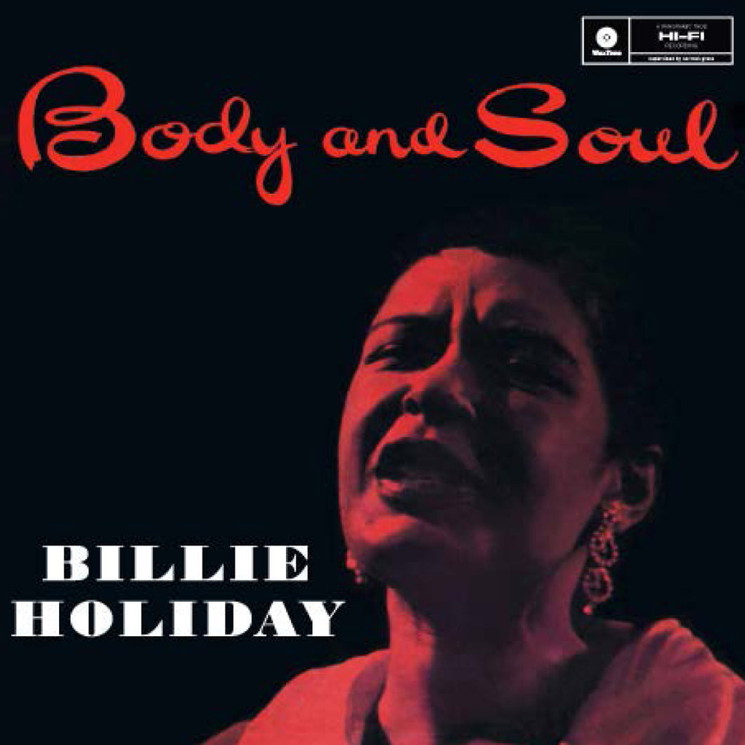 Billie Holiday-Body And Soul