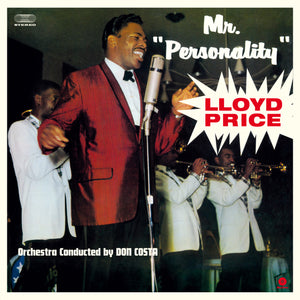 Lloyd Price-Mr Personality + 2 Bonus Tracks