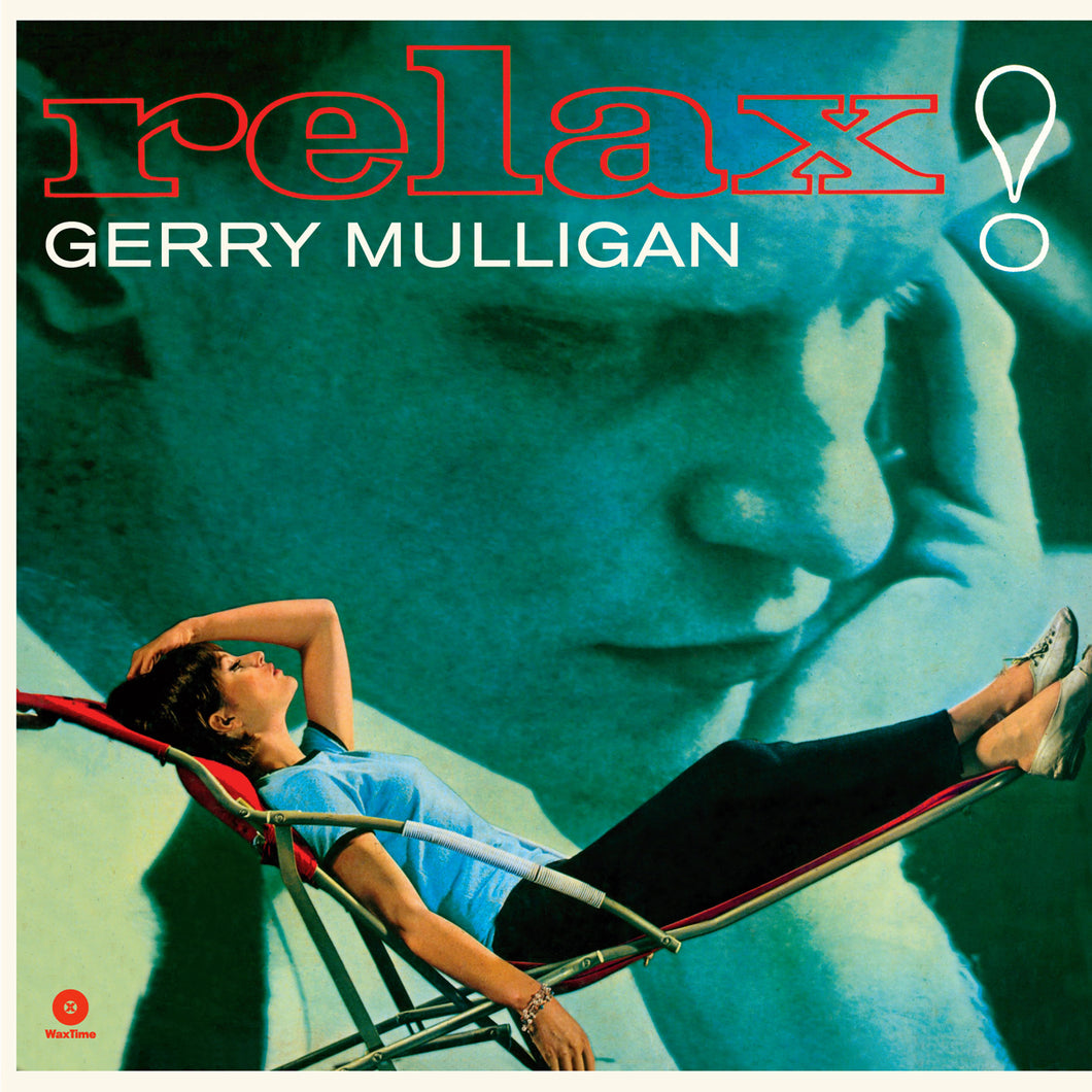 Gerry Mulligan-Relax!