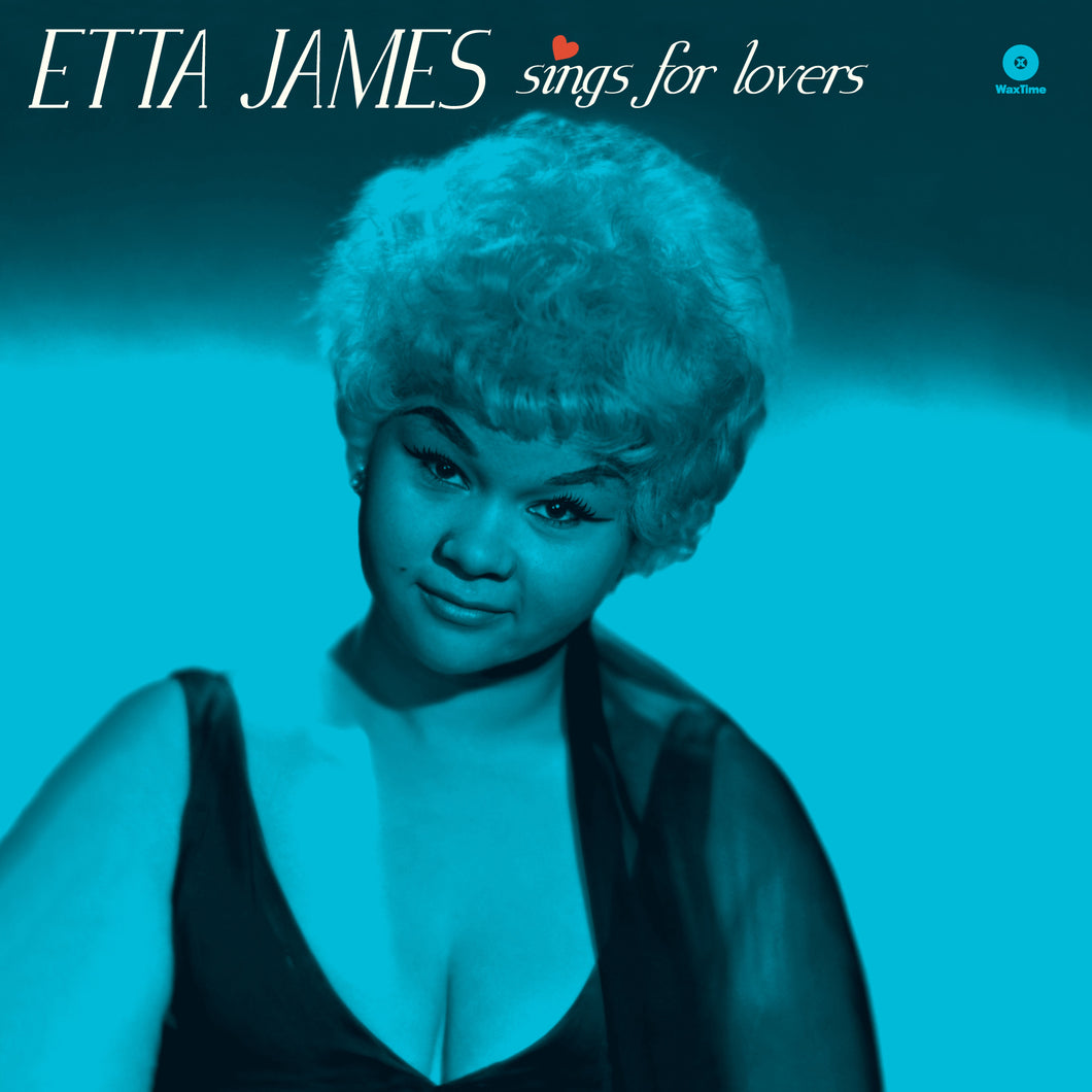 Etta James-Sings For Lovers + 2 Bonus Tracks