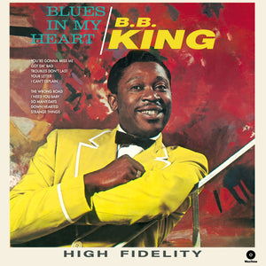 B.B. King-Blues In My Heart + 4 Bonus Tracks