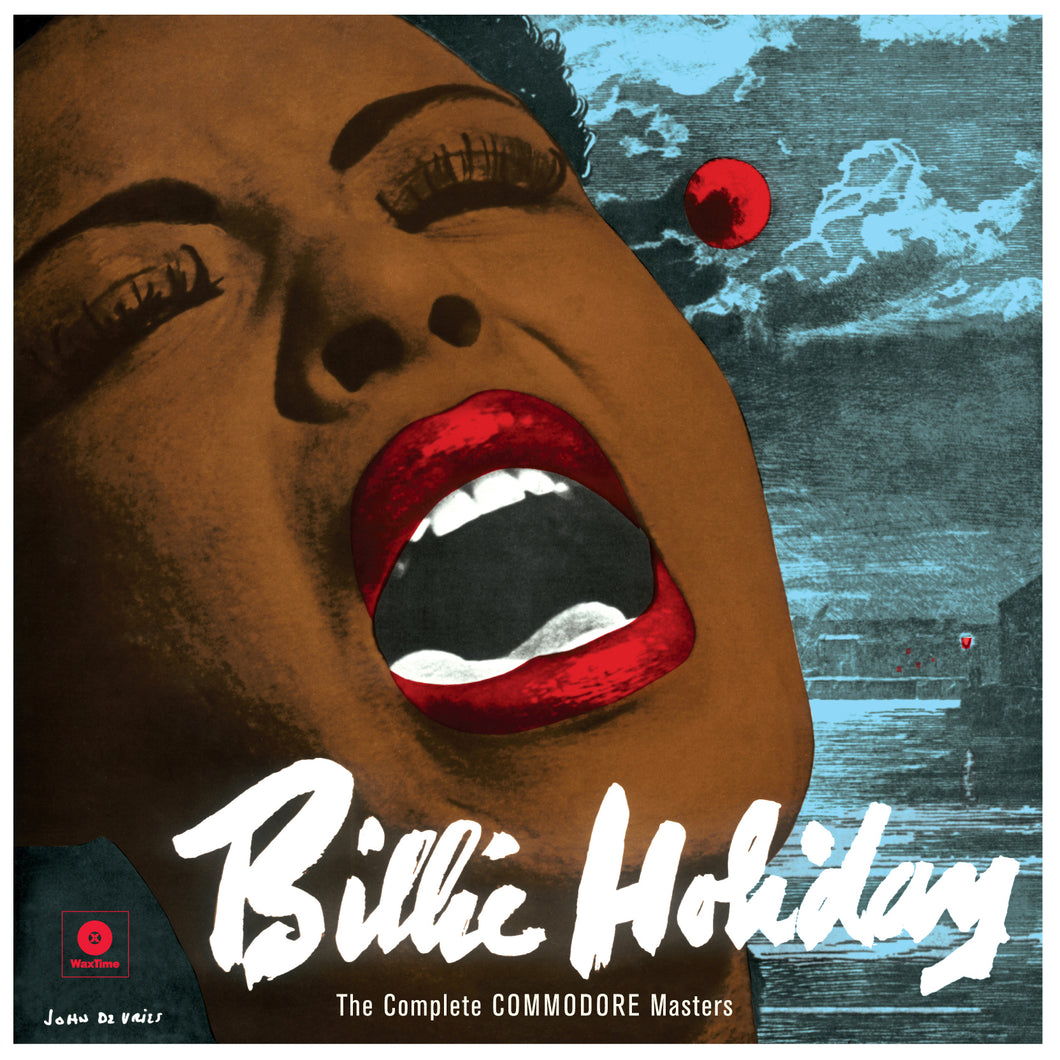 Billie Holiday-The Complete Commodore Masters