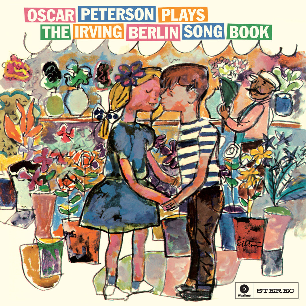Oscar Peterson-Plays The Irving Berling Songbook + 4 Bonus Tracks.