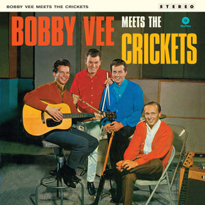 Bobby Vee-Meets The Crickets + 2 Bonus Tracks