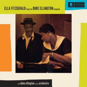 Ella Fitzgerald-Sings The Duke Ellington Songbook