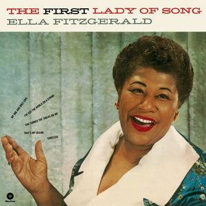 Ella Fitzgerald-The First Lady Of Song + 4 Bonus Tracks!