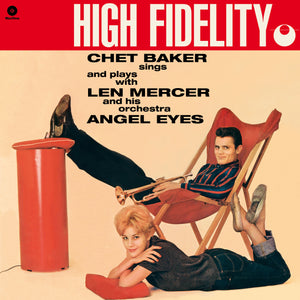 Chet Baker-Angel Eyes + 1 Bonus Track!