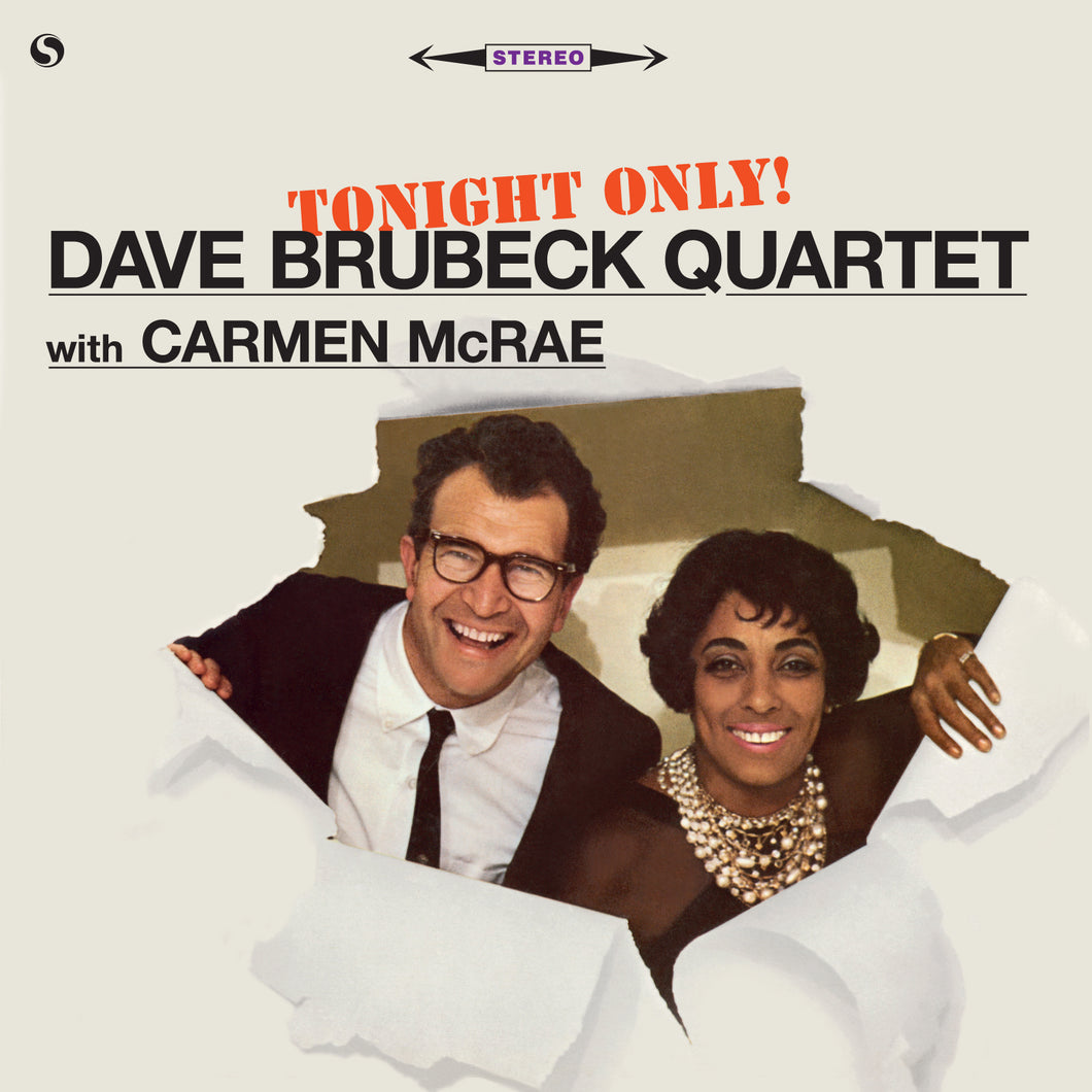 Dave Brubeck-Tonight Only! + 1 Bonus Track!