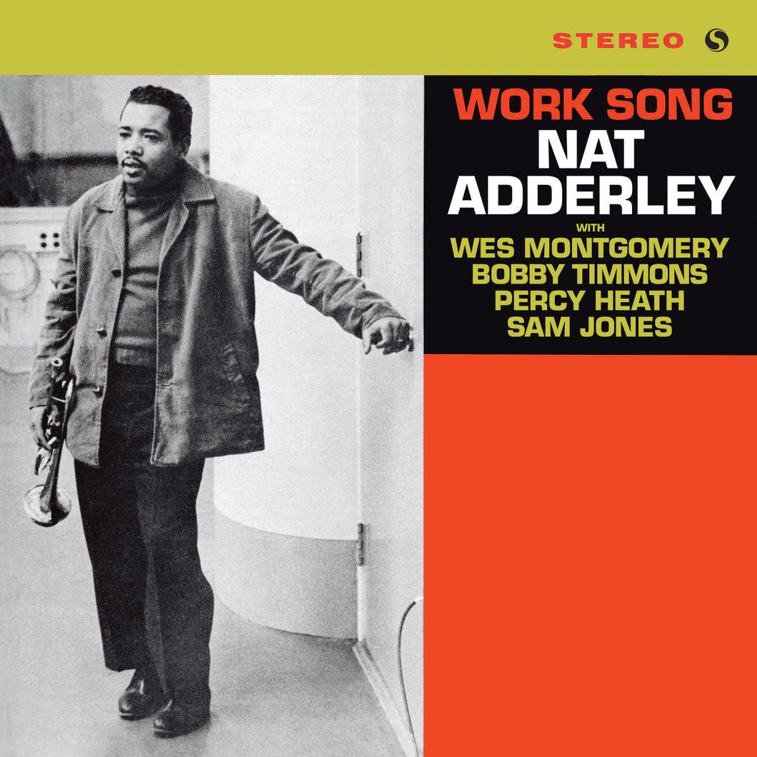 Nat Adderley-Work Song + 1 Bonus Track