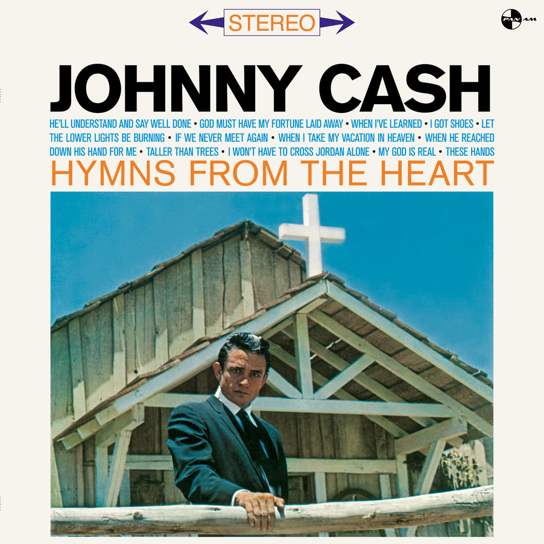 Johnny Cash-Hymns From The Heart + 4 Bonus Tracks