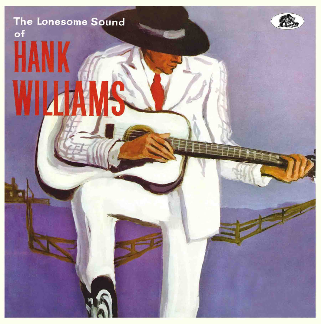 Hank Williams-The Lonesome Sound