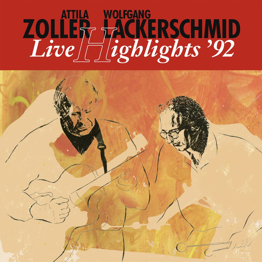 Attila Zoller & Wolfgang Lackerschmid-Live Highlights '92