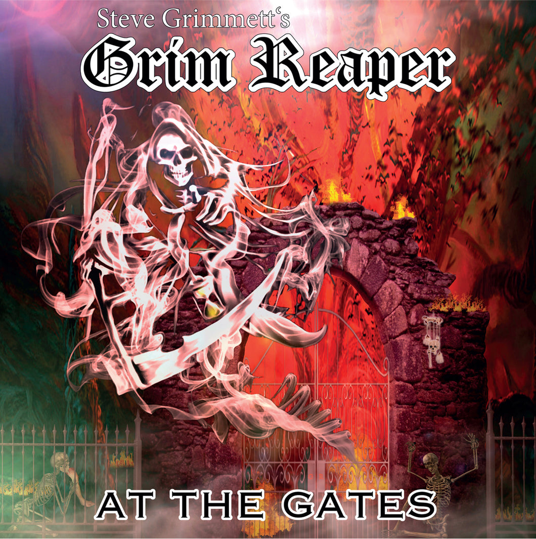 Grim Reaper-At The Gates