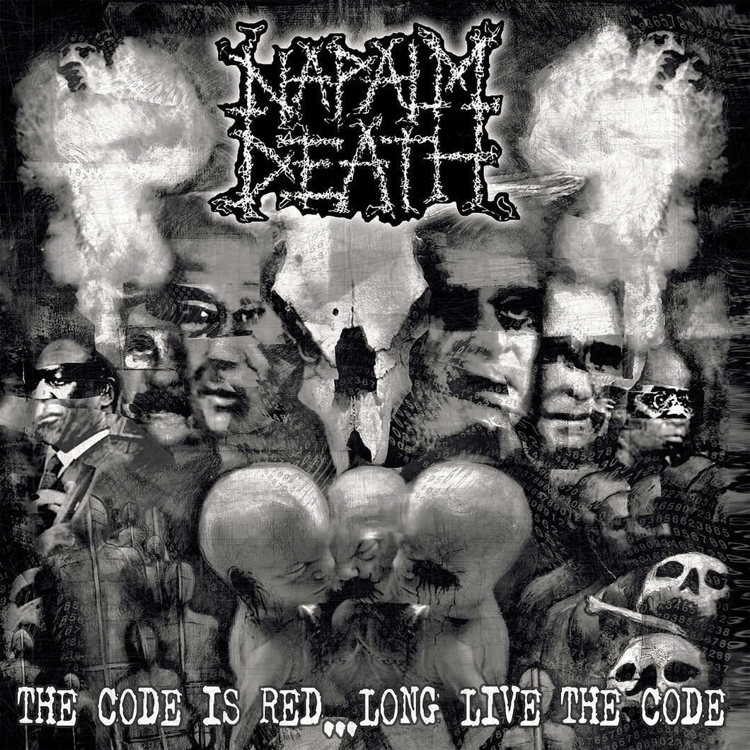 Napalm Death-The Code Is Red: Long Live The Code