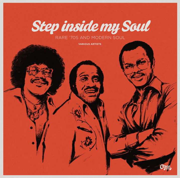-Step Inside My Soul-Rare '70S And Modern Soul