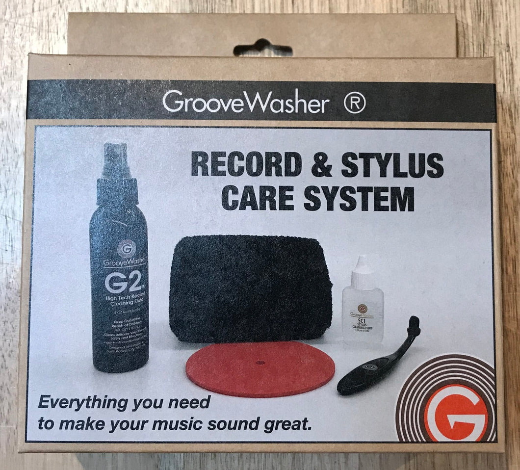 Record & Stylus Care System