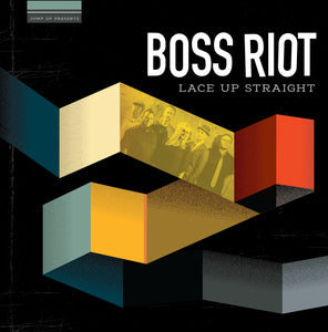 Boss Riot-Lace Up Straight