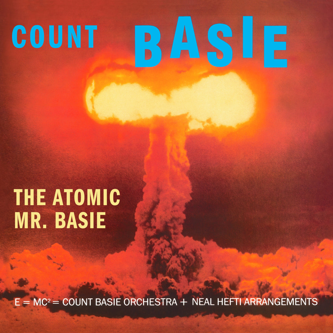 Count Basie-The Atomic Mr. Basie