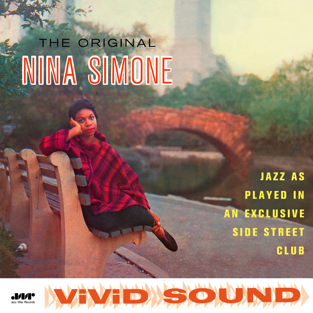 Nina Simone-Little Girl Blue - 180 Gram