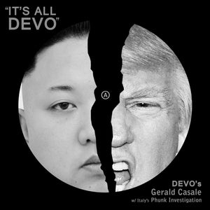 Devo'S Gerald Casale-It'S All Devo Picture Disc