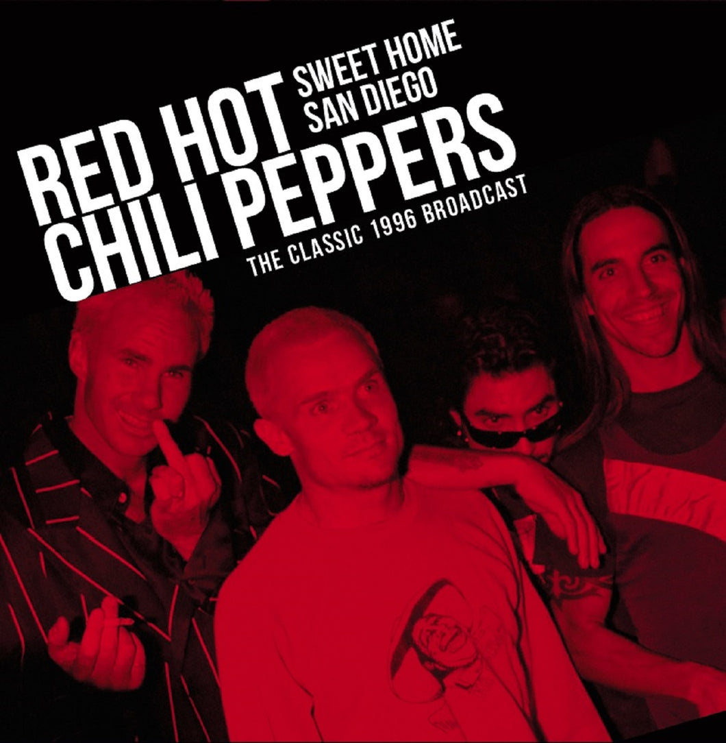 Red Hot Chili Peppers-Sweet Home San Diego