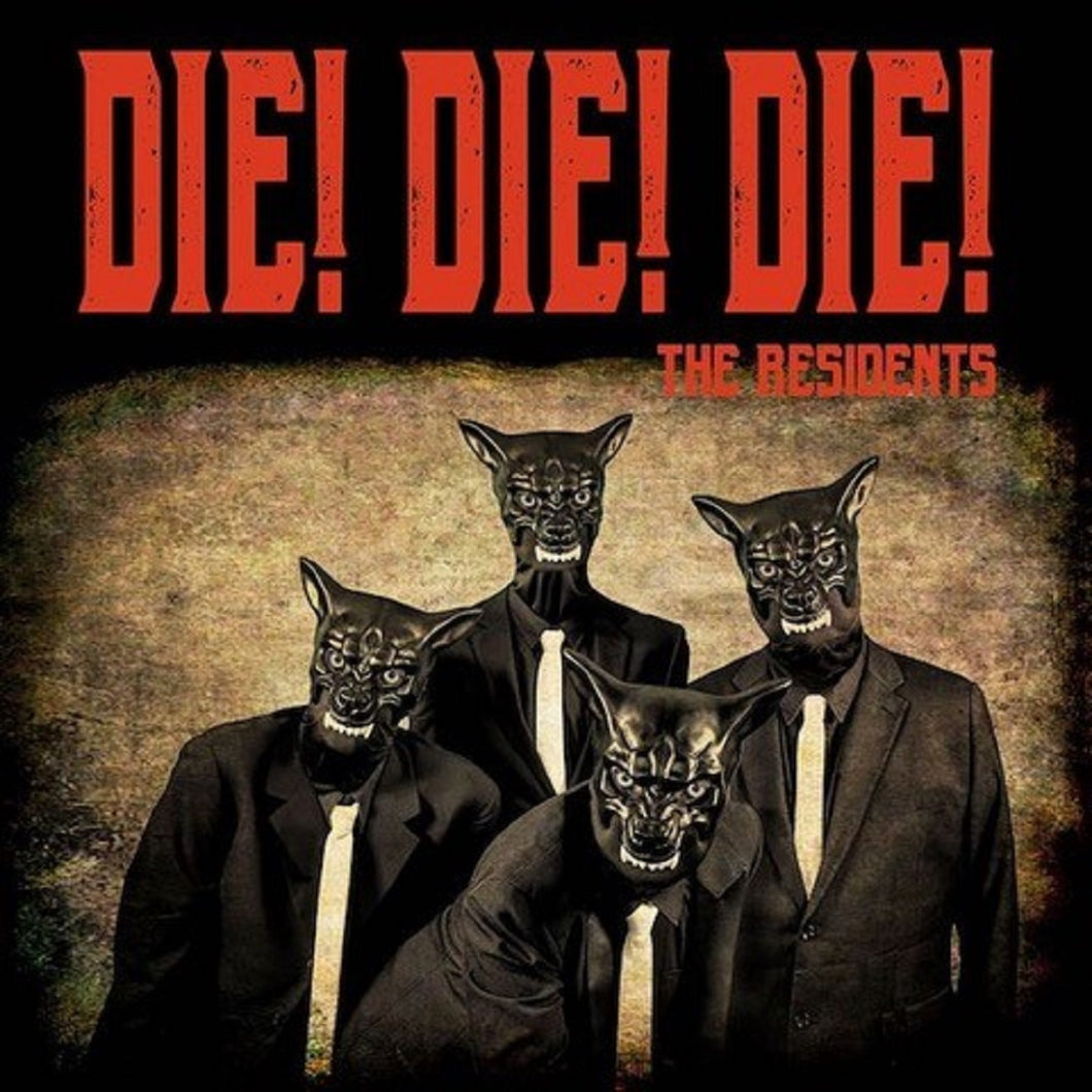 Residents-Die! Die! Die! (Limited Edition 7 Inch)