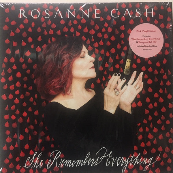 Cash,Rosanne She Remembers Everythin(Lp