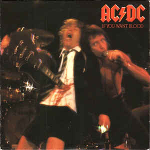 Ac\Dc-If You Want Blood You'Ve Got It(180 Gram Vinyl)