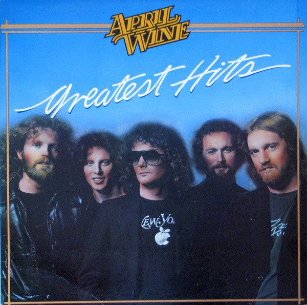 April Wine - Greatest Hits - (opaque Blue Vinyl)