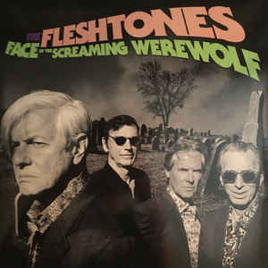 Fleshtones, The-Face of the Screaming Werewolf (PURPLE WITH BLACK SPLATTER VINYL)