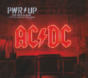 AC/DC. Power up