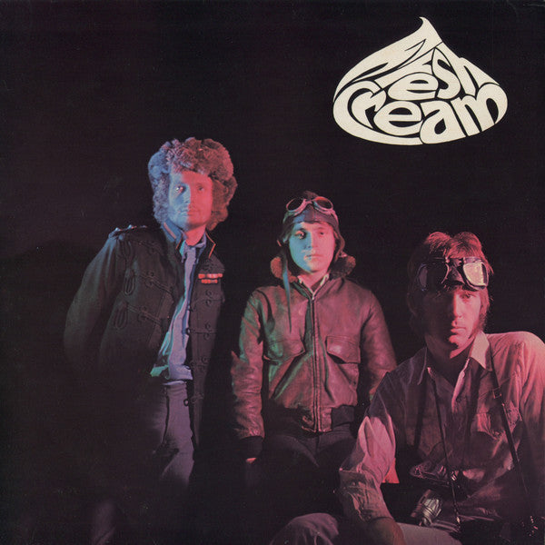 Cream -  Fresh Cream (Lp)