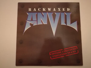 Anvil - Backward (LP)