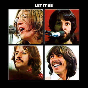 Beatles,The Let It Be